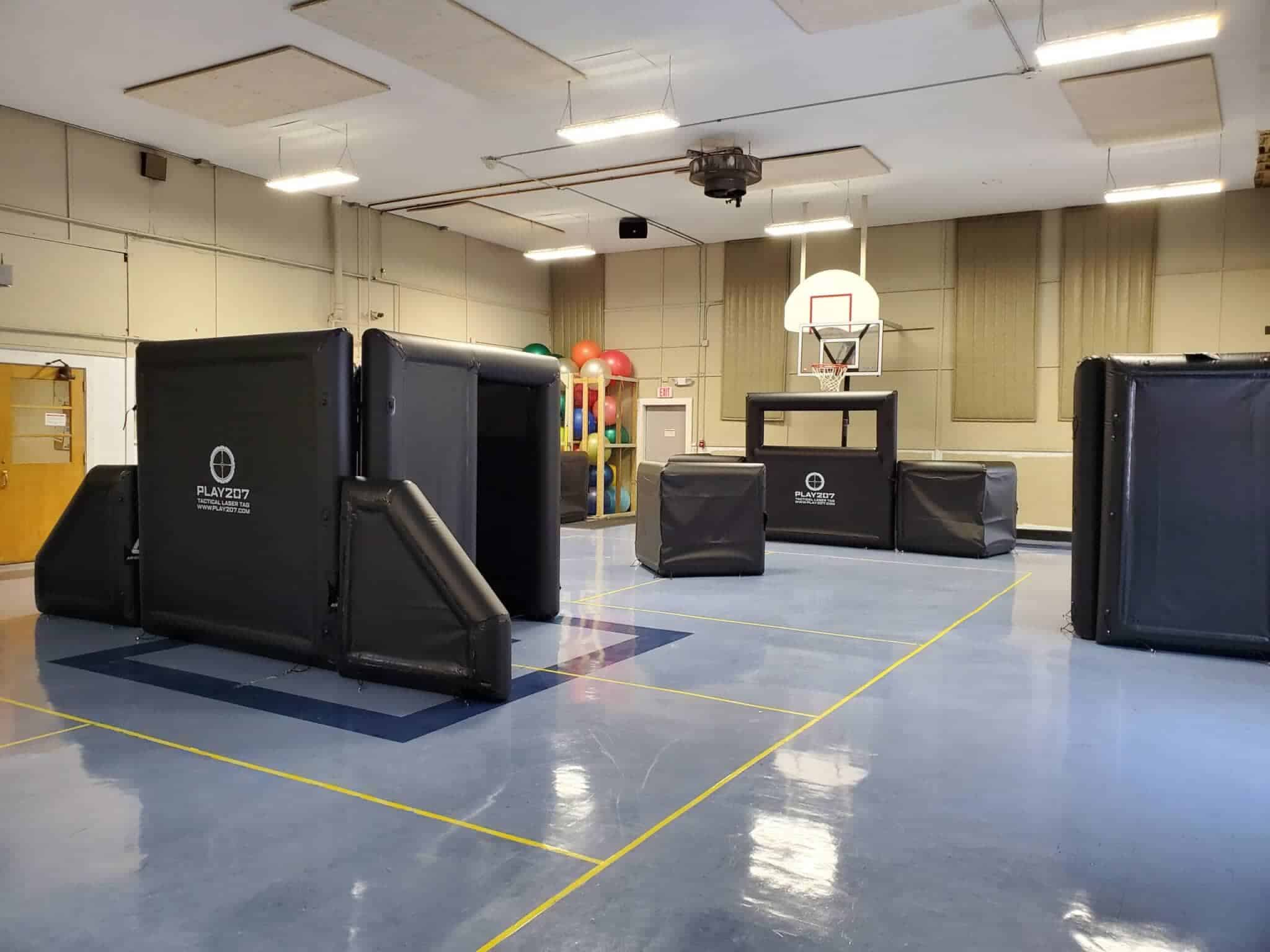 Play207 Tactical Laser Tag Bunker 2