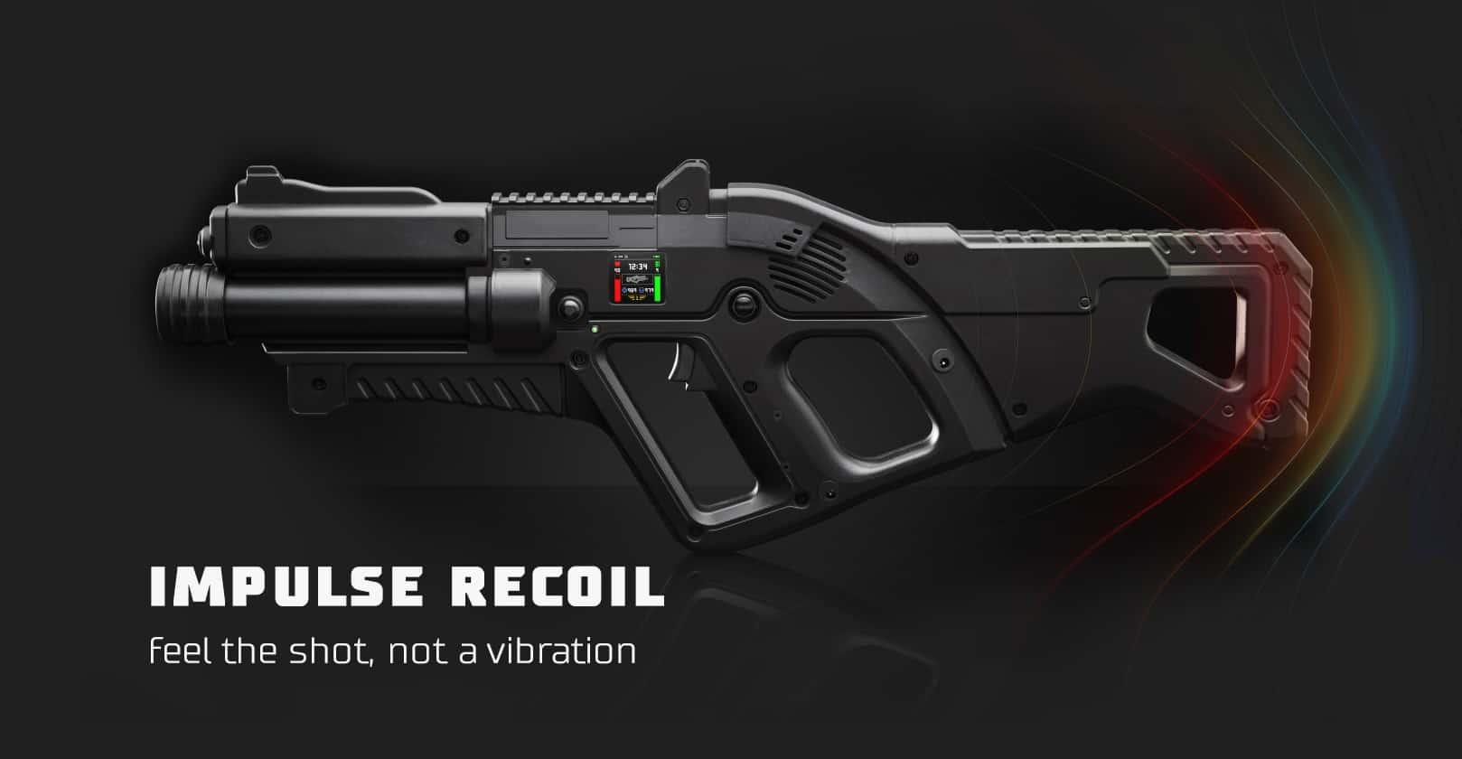 Impulse Recoil Maine Laser Tag